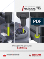 SolidCAM 2015 Milling Training Course 2.5D Milling