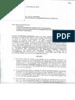 Denuncia Fiscalia contra contralora de Soledad