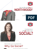 Northwood Realty Services Social Agent information packet