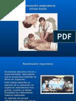 Reanimacion respiratoria Con Acupuntura