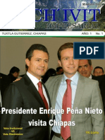 Revista Chivit Marzo 2015