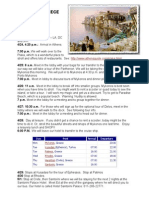 Greece Itinerary 2014 New