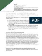 raportu juridic administrativ