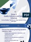 quality indicators & safety presentation