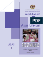 Modul Literasi Asas 1 Murid Jilid 1