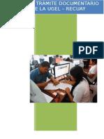 Propuesta de Software - Ugel