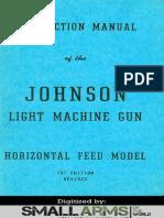 Johnson LMG manual