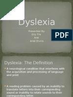 dyslexia complete presentation