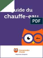 Comprendrechoisir Le Guide Du Chauffe Eau