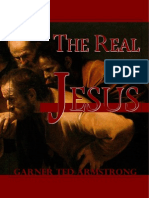 Garner Armstrong - The Real Jesus