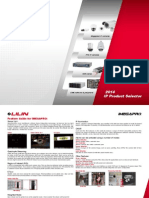 LILIN 2014 IP Product Selector