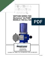 IM Series7000 Neptune Mechanical Dia Pump