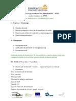 8.Checklist DTP Formação