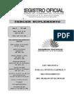 Ley de Justicia Laboral Documento 39371