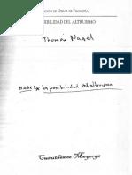 Nagel, La Posibilidad del Altruismo.pdf