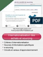 Chap 19 Internationalisation Achats Et Sourcing