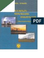 Tehnologii şi instalaţii pentru reducerea emisiilor poluante