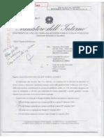 Nota  Dirett Regionale Calabria