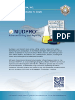 MUDPRO+ | Advanced Drilling Mud Reporting Software