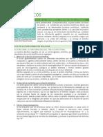 Monografía de la bacteria Bacillus coagulans.