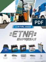 Catalogo Baterias ETNA