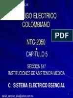 Capitulo 5 NTC2050