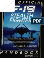 The Official F-19 Stealth Fighter Handbook