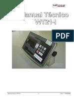 Manual WT21 i