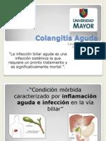 Colangitis Aguda