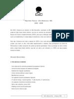2006 Relatório Técnico ARASSUSSA  (2005 - 2006)