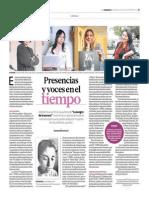 Claudia Salazar Sobre Narradoras Peruanas Contemporaneas