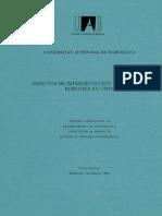 Aspectos de implementacion y analsis