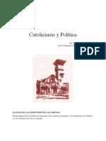 Catolicismo y Politica (Carlos Ibáñez, 2007)