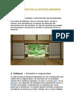 10 Principios de La Estética Japonesa