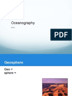 0 oceanography ppt