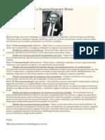 Lawrence Kohlberg e o Desenvolvimento Moral