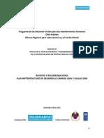 Producto Revision y Recomendaciones PLAM 2035 29DIC141