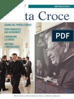 Notizie dalla Santa Croce