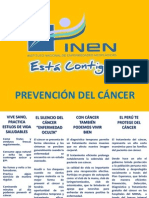 Rotafolio 1ok - Prevencion Cancer