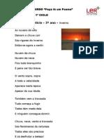 Poemas vencedores