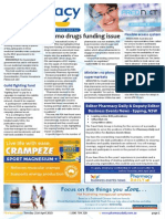 Pharmacy Daily for Tue 21 Apr 2015 - Chemo drugs funding issue, Flexible access system, Vic, QLD, NSW med cannabis trials, Guild Update, and much more