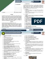Ley de Recursos Hidricos y Su Reglamento