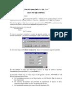 ConcarCB Manual Daot