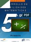 Cuadernillo Mate 5