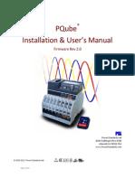 PQube Manual 2.0