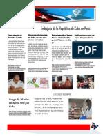 Boletín Cuba de Verdad Nº 66-2015
