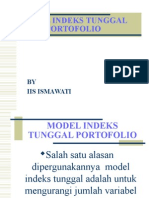 78722636 Model Indeks Tunggal Por to Folio
