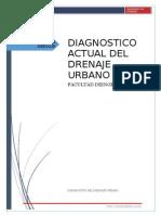 Diagnóstico Ambiental Urban - Diseño de Cunetas