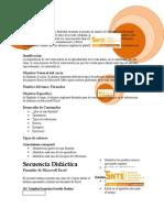 Secuencia Guía Didáctica