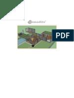sistema de construcción modular industrializada